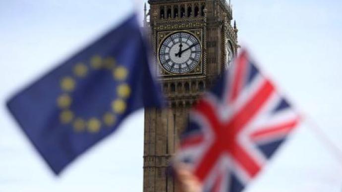 """欧盟屡有公民遭遇""""英国脱欧后遗症""""?没签证前往英求职遭拘"""