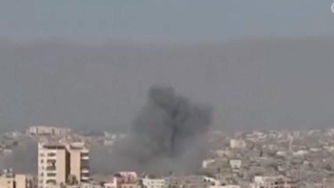 以色列国防军:以空军和地面部队开始进攻巴勒斯坦加沙地带