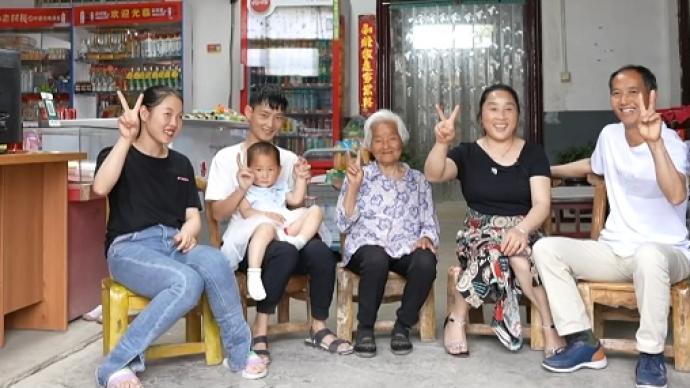 """习近平河南行丨""""村庄美起来""""——走进淅川县九重镇邹庄村"""