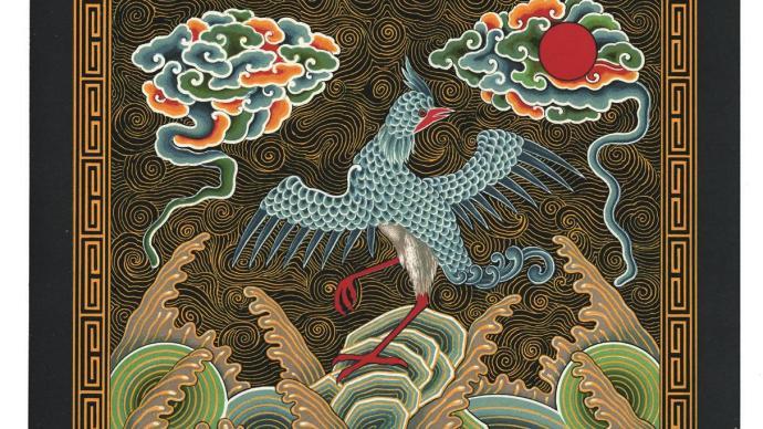 """""""面对中国装饰图案的精巧,古埃及与希腊只能甘拜下风"""""""