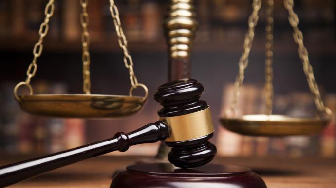 """杭州中院正在开庭审理""""杀妻案""""嫌疑人许国利涉嫌故意杀人案"""