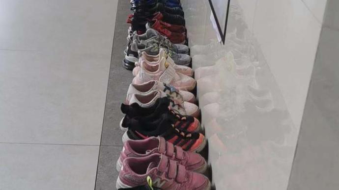 """杭州一小学推""""护袜""""劳动实验,让学生想办法保持白袜子干净"""