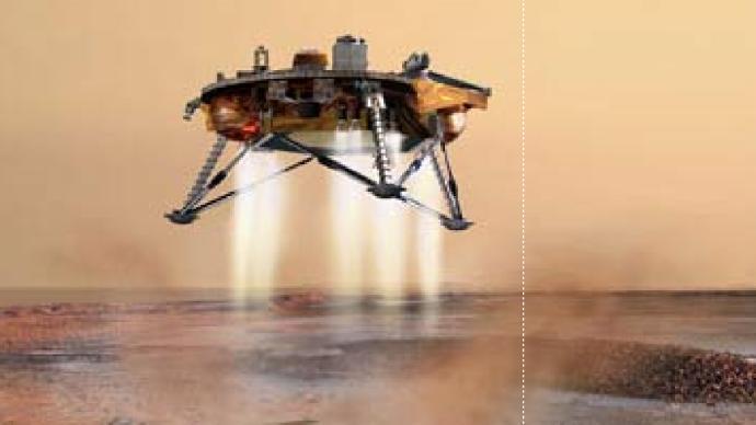 天问·探路火星|一图看懂:着陆火星有哪几种方式?