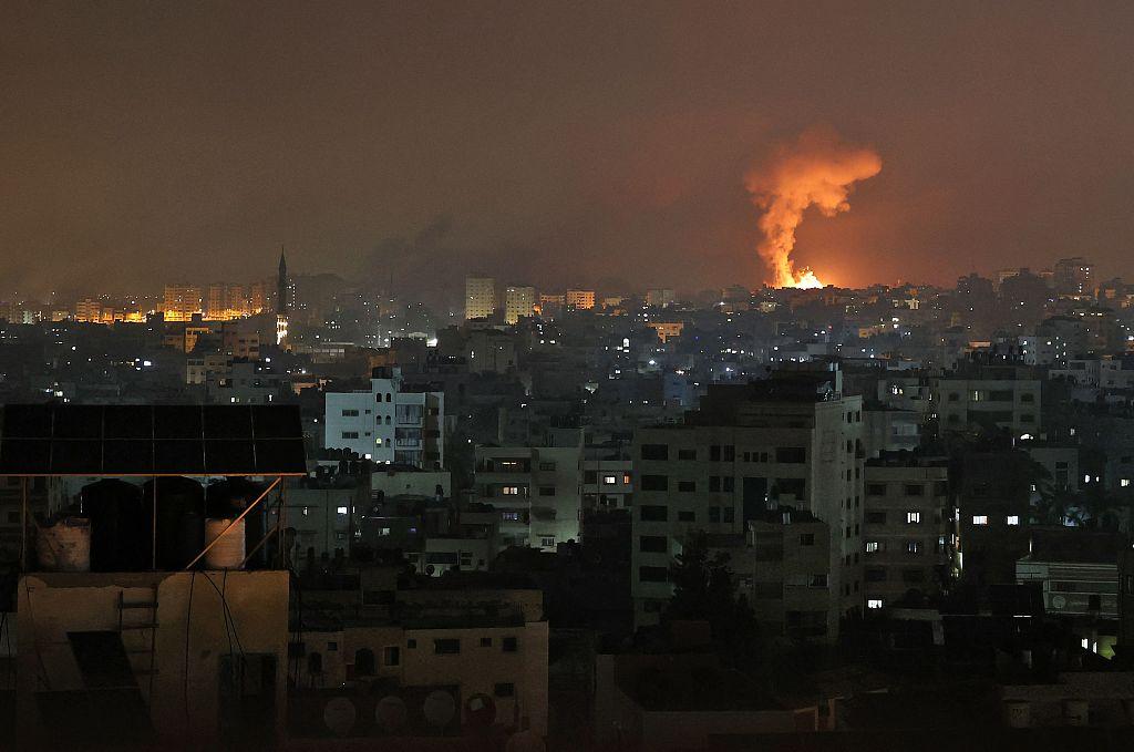 必晟平台登录:联合国:加沙30多所学校被以色列炮击破坏,已没有任何学校