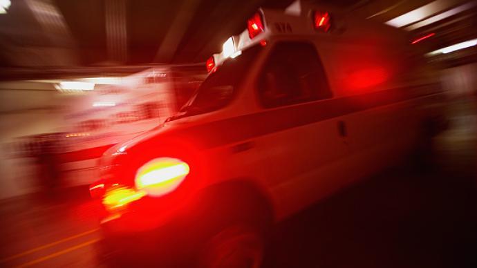 广东普宁一民宅火灾,一家六口送医后抢救无效死亡