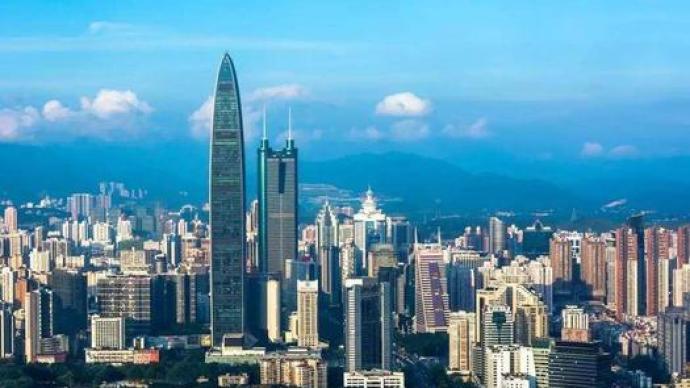 深圳常住人口已达1756万人,十年增加超700万人