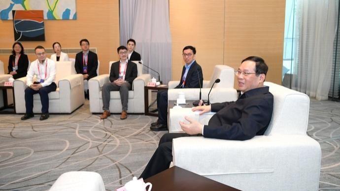 李强会见上海创新创业青年代表:全力厚植沃土,助大家圆梦