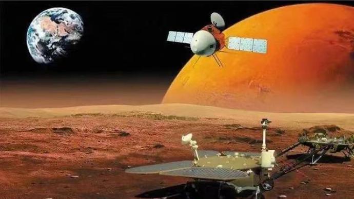 火星环绕器为何要在停泊轨道上探测3个月?航天八院专家详解
