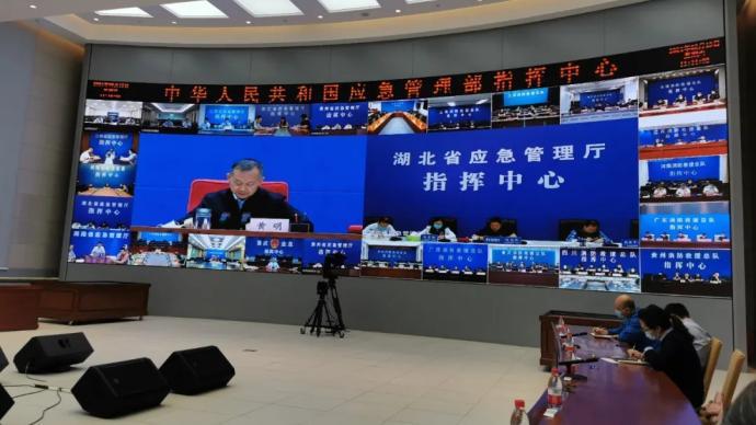 江苏湖北发生龙卷风灾害,国家防办、应急部派工作组指导