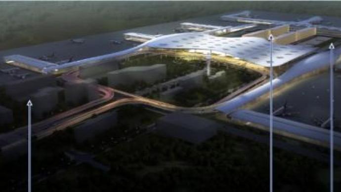 铁路杭州萧山机场站将于2025年底建成,实现空铁联运客运