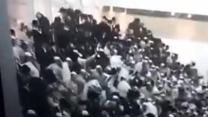 以色列犹太人传统节日祈祷活动一看台坍塌,已致2死167伤