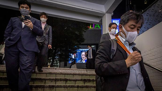 日媒民调:71%的日本民众对政府的疫情应对措施不予好评