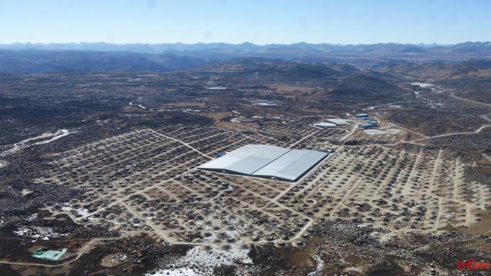"""四川稻城宇宙线观测站发现最高能量光子,有望破""""世纪之谜"""""""