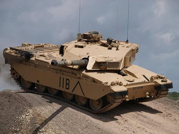 """""""挑战者""""3并不是全新研制的主战坦克,而是由""""挑战者""""2改进而来。"""