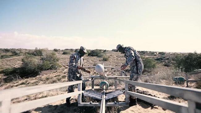 加沙地带武装已经装备了自杀式无人机。