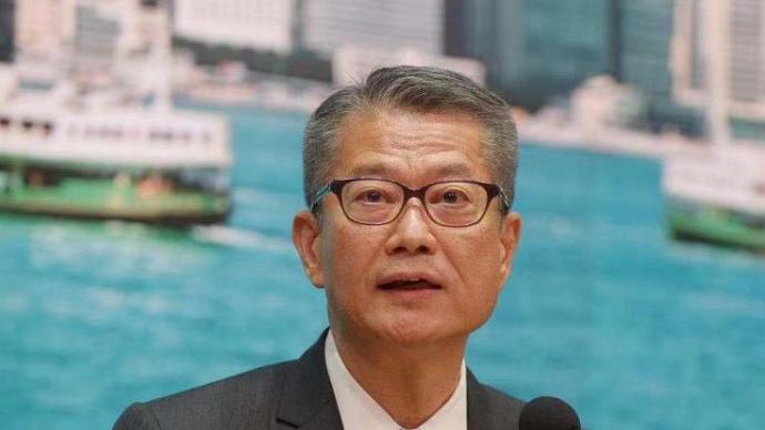 陈茂波:香港失业率将下降,绿色未来是经济增长重要一环