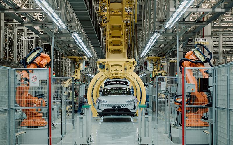 可乐在线2:重庆江北:智能制造驱动产业高质量发展(图2)