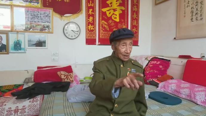 初心之路丨曾被朱德亲定为儿童团团长,92岁老人牢记八路军