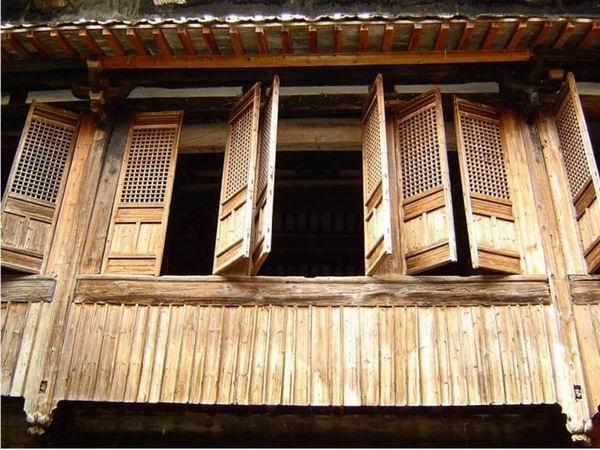 老屋阁:西溪南现存的明代老房子(全国重点文物保护单位)
