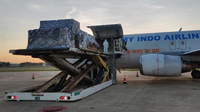 海南自贸港首条第五航权航线正式开通