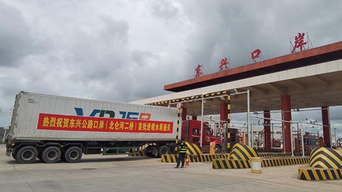 中国东盟经贸合作韧性强劲:贸易规模和质量都提升到更高水平