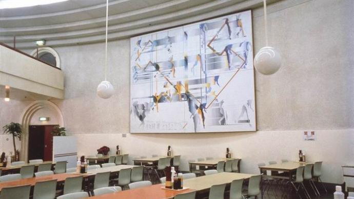 """东京大学名画被""""谋杀""""事件:当代艺术作品的死与生"""