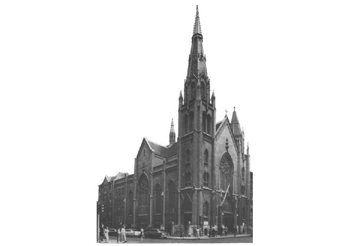 1960年之前的教堂