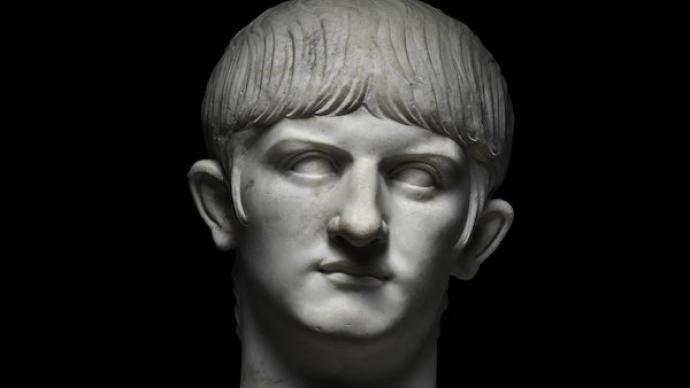 """走近两千年前的暴君?大英博物馆揭秘""""尼禄·神话背后的人"""""""