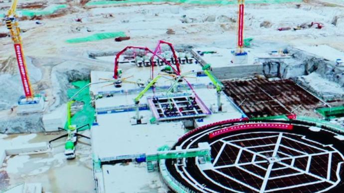 """中俄核能合作项目4台机组开工,中国能源发展""""核动力""""强劲"""