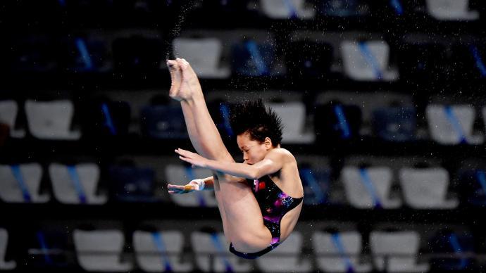 跳水奥运选拔赛暴露心态问题,周继红心忧单人项目
