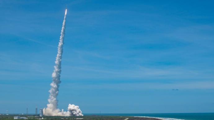 美国天军再发射一颗导弹预警卫星,强化全球预警监视能力