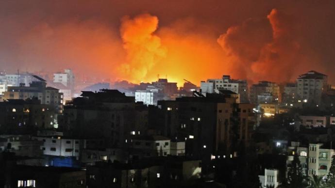 以色列国防军:过去一周哈马斯和杰哈德发射2968枚火箭弹