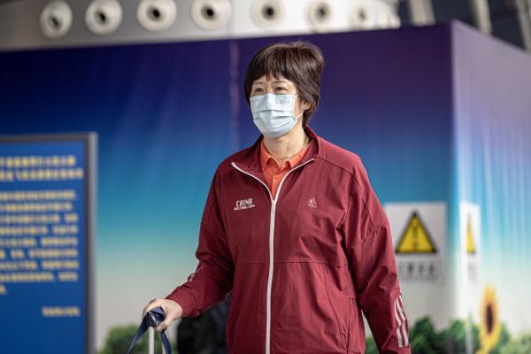 金鸿娱乐新闻:中国女排出征意大利参加世界联赛,这是奥运前的最后练兵