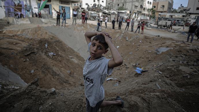 """""""浩劫""""仍未结束:关于巴勒斯坦难民回归的迷思和可能"""