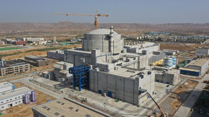 中国自主三代核电出口首站告捷,巴基斯坦卡拉奇2号机组商运