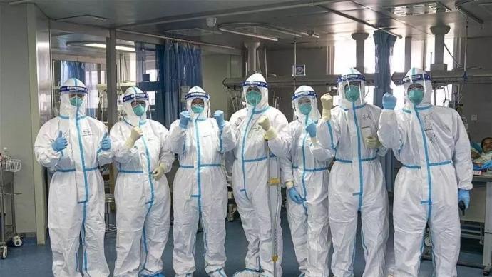 习近平:抗击疫情是为了人民,也必须依靠人民