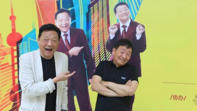 独脚戏《石库门的笑声》迎百场,沪上演艺明星和老字号齐助阵