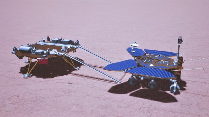 """""""祝融""""号火星车开始巡视探测,怎样把控更复杂的休眠唤醒?"""