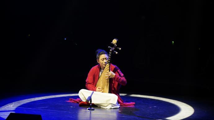 琵琶演奏家俞冰开专场,在音乐里探讨爱