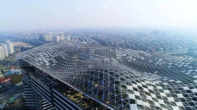 国内首个智慧办公建筑评价标准发布,助力建筑碳达峰碳中和