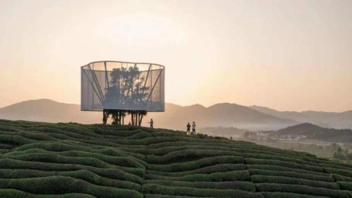 用一个展览聚焦乡建十年:建筑、文艺与地方营造实验