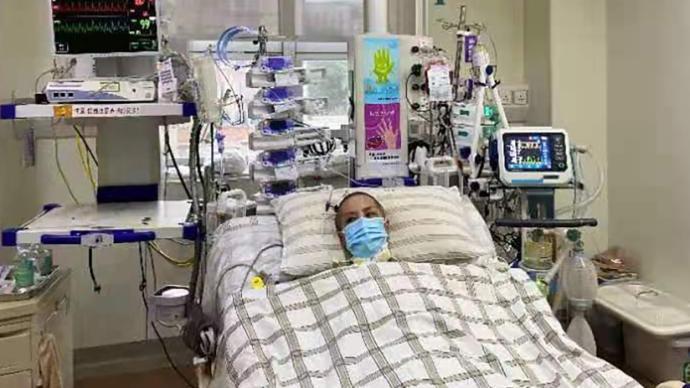 福建一护士患罕见病移植双肺术后急需筹款救治,曾在一线抗疫