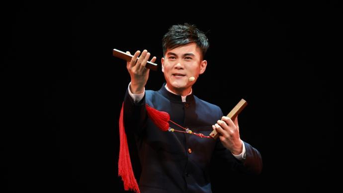 上海市群文新人新作展演落幕,青年人成为创作的主力军