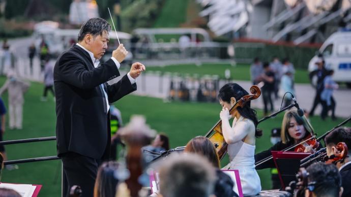 """有音乐有自然的""""慢""""周末,辰山草地广播音乐节庆典十周年"""