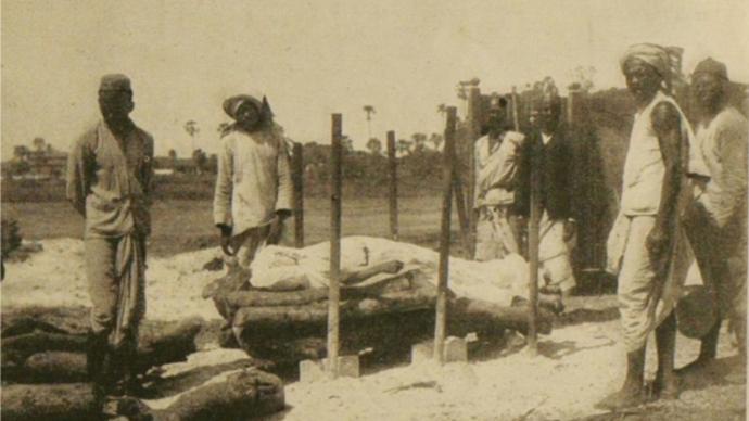 隔洋看火:英美观察下的印度1918大流感