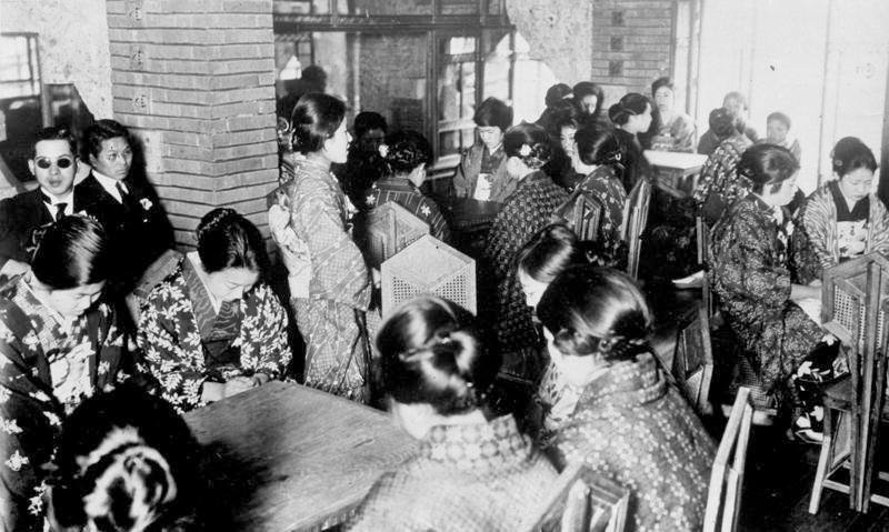 昭和年代的日本东京会馆