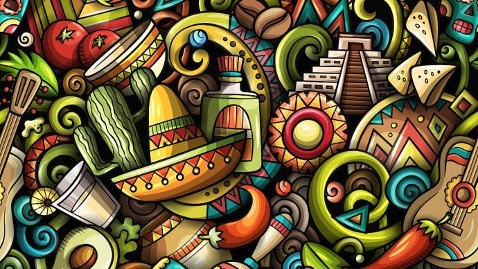 罗新读《龙舌兰油》|朋克青年开美国二手车穿越墨西哥