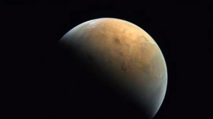 """阿联酋""""希望号""""火星探测器完成测试,正式开始环火星观测"""