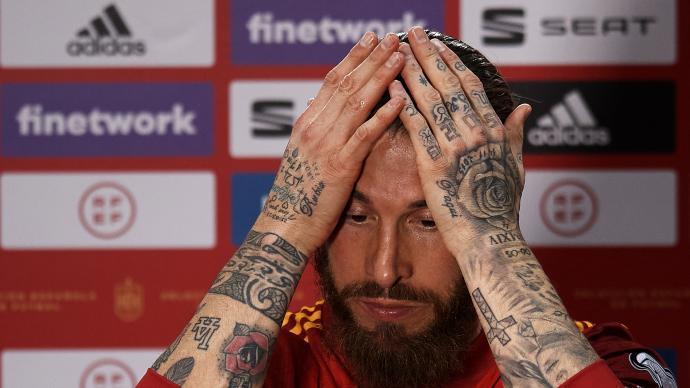 不带拉莫斯和任何皇马球员,巴萨系主帅恩里克分裂西班牙队?