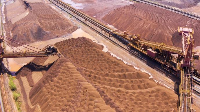 发改委:做好铁矿石等大宗商品价格异动应对,推进能源价格改革